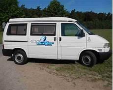 vw wohnmobil gebraucht vw volkswagen wohnmobil t4 carthago malibu mit wohnwagen