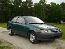 sell new no reserve 1994 toyota tercel 4 cyl manual trans like corolla or civic in quantico
