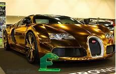 bugatti veyron price bugatti veyron gold wrapped for us rapper flo rida photos caradvice