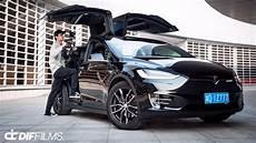 Tesla Model X 90d - 4k diffilms difrent tesla model x 90d a simple