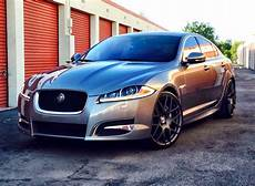 jaguar xf wheel and tire packages