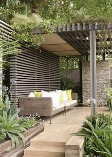 Pergola En Bois Pour La Terrasse En 22 Exemples Superbes