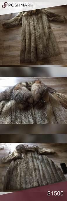 griffe fur fourrure haute griffe lemieux beaver fur coat this