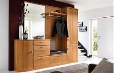 Garderoben Set Günstig Kaufen - lando rietberger garderobe aus kernbuche garderoben