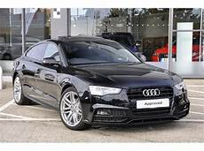 used audi a5 sportback 2 0 tdi 150 ps black editio