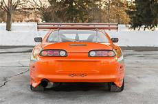 1993 Toyota Supra From Quot The Fast And The Furious Quot Heading