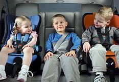 Как перевозить ребенка в машине старше 11 лет