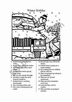 winter vacation esl worksheets 19994 winter esl worksheet by libertybelle