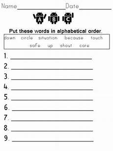 10 best images of alphabetize words worksheets opposites