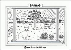 free coloring pages season coloring home