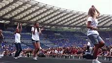 vasco a roma ragazze rds show prima concerto di vasco a roma 2