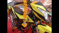 Honda Sonic Modifikasi Simple by Modifikasi Simple Honda Sonic 150r Thailook Racing