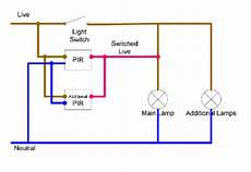 switches is it possible to replace a two way switch with two wall pir sensors electrical