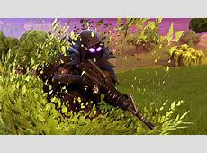 Raven 4K 8K HD Fortnite Wallpaper