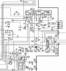 Sanyo Cbp 3012c Power Smps Vertical Horizontal