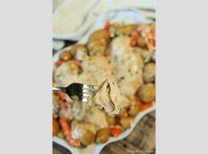 crock pot chicken provencal supper_image