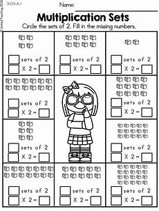 introduction to multiplication worksheets grade 3 4787 multiplication worksheets 2 times tables with images multiplication teaching