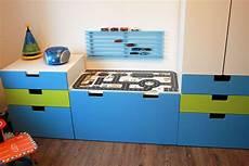 Ikea Kinderzimmer Stuva Mit Limmaland Kleine Stadt