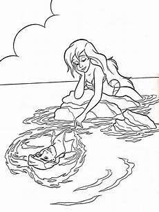 the mermaid coloring pages and print the