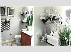 NEW! Guest Bathroom Tour   Tips & Decor Ideas to Get Your
