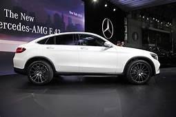 2017 Mercedes Benz GLC Class Coupe New York Auto Show