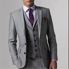 2017 formal mens suits slim 3 pieces sets italian stylish
