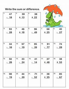 2nd grade math worksheet subtraction with regrouping math worksheets all regrouping addition and subtraction