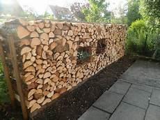 Holz Stapeln Ideen - made by sannshine wooden wall holz stapel zur deko