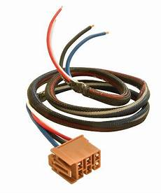 reese towpower 74438 brake control adapter harness for gm