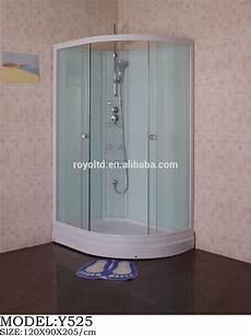 lade doccia 120x90 geprefabriceerde badkamer 1 persoon stoombad