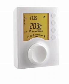 Thermostat Programmable Delta Dore