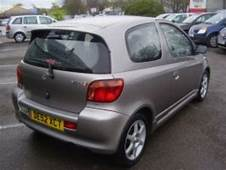 Toyota Yaris Picture  2002 15 T Sport