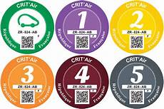 Vignette Crit Air Classification Vehicules Hd Weelz Fr