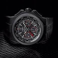 sporty traveler breitling for bentley gmt b04 s carbon