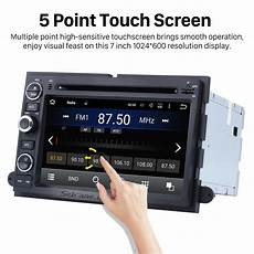 buy car manuals 2006 ford thunderbird navigation system 2006 2009 ford expedition android 5 1 1 radio gps navigation system dvd player hd 1024 600 touch