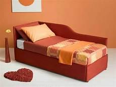letto singolo con materasso letto singolo con contenitore scontato 50