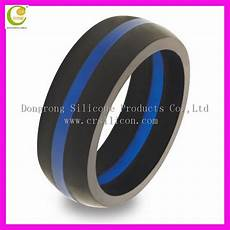 wholesale embossed customized colorful silicone wedding ring with diamond for buy