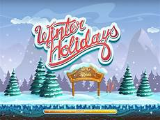 winter holiday winter holidays gui pack 10 by nearbirds graphicriver