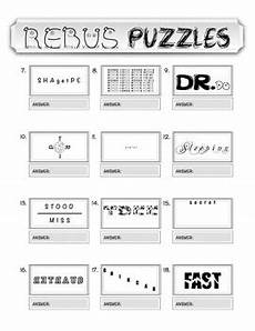 rebus quot wuzzle quot puzzle worksheet teachmehowtoalge by teachmehowtoalge