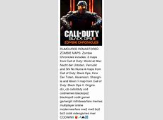 cod mw2 remastered release date