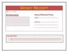 sheets and receipts free business templates part 2