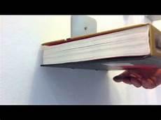 mensola invisibile designxtutti come si monta la mensola conceal umbra design