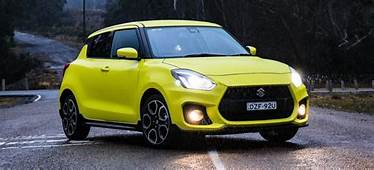 Quick Test Suzuki Swift Sport 2019 Manual