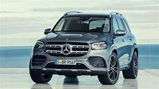 mercedes gls the 2020 mercedes gls is the alabama built s class of