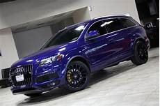 interesting audi q7 in an individual color rare cars for sale blograre cars for sale blog