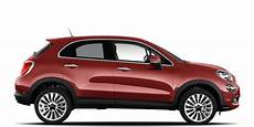 new fiat 500x car configurator and price list 2018