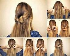 easy hairstyles for school step by step new hairstyles 2017