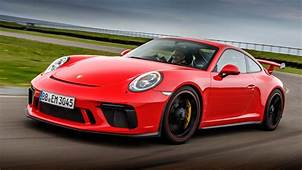 2018 Porsche 911 GT3 At Home The Track  Video Roadshow