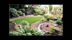small front and backyard landscaping ideas youtube