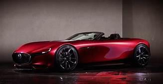Rendering Mazda RX Vision Roadster
